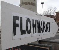 Flohmarkt, RA Exner - Kiel